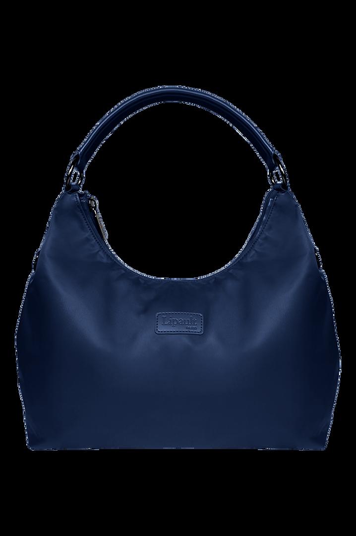 Lady Plume Hobo bag M Navy   1