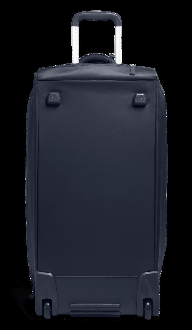 Pliable Reisetasche mit Rollen 78cm Navy | 4