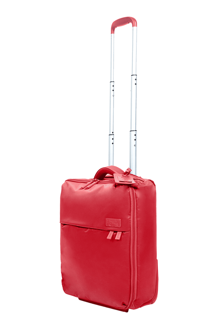 Pliable Trolley mit 2 Rollen 50cm Poppy Red   1