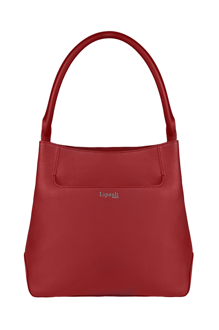 Plume Elegance Hobo bag Ruby | 1
