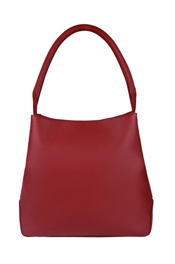 Plume Elegance Hobo bag Ruby | 3