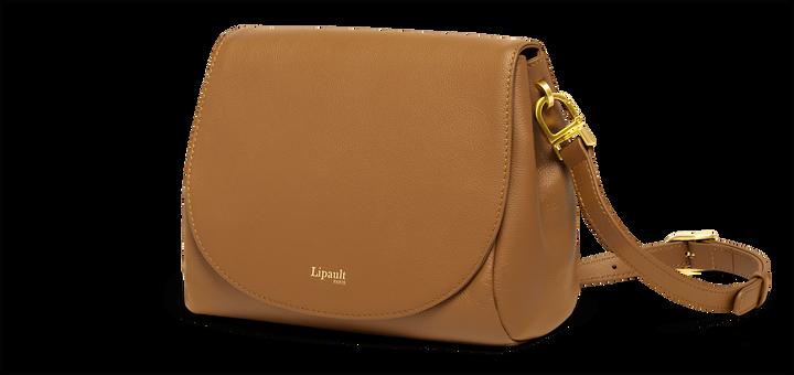 Plume Elegance Crossover Bag Cognac | 4
