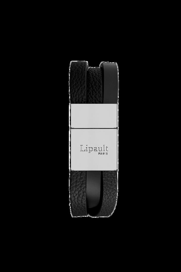 Plume Elegance Armband Black | 2