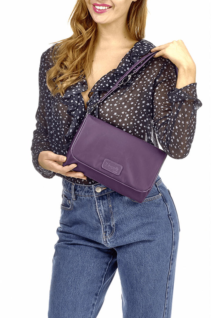 Lady Plume Pochette M Purple | 4
