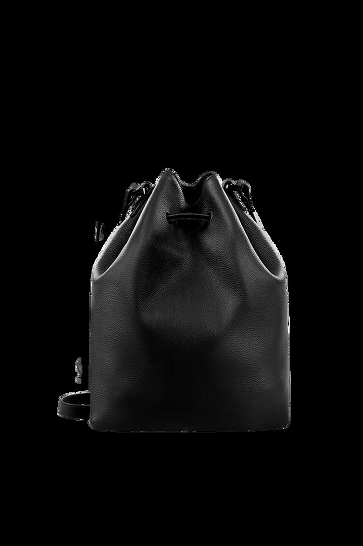 Plume Elegance Beuteltasche Black | 2