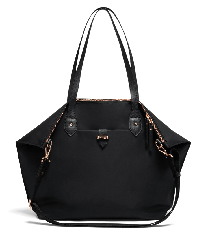 Plume Avenue Shopper  Jet Black | 1