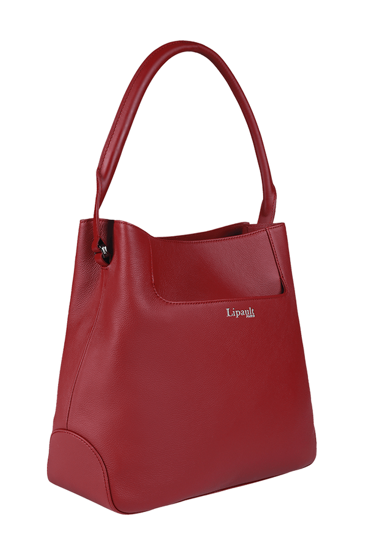 Plume Elegance Hobo bag Ruby | 4