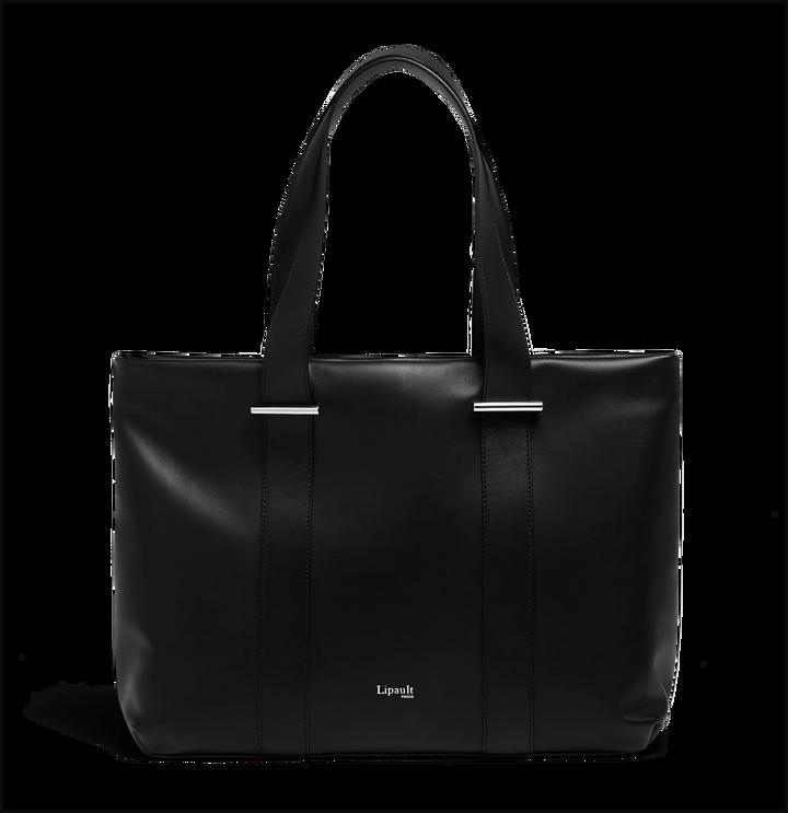 By The Seine Shopper L Black | 1