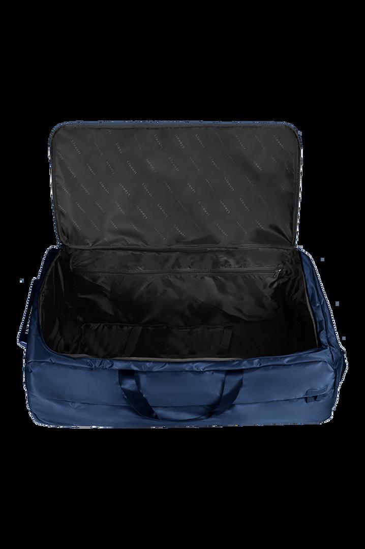 Pliable Reisetasche mit Rollen 78cm Navy   2