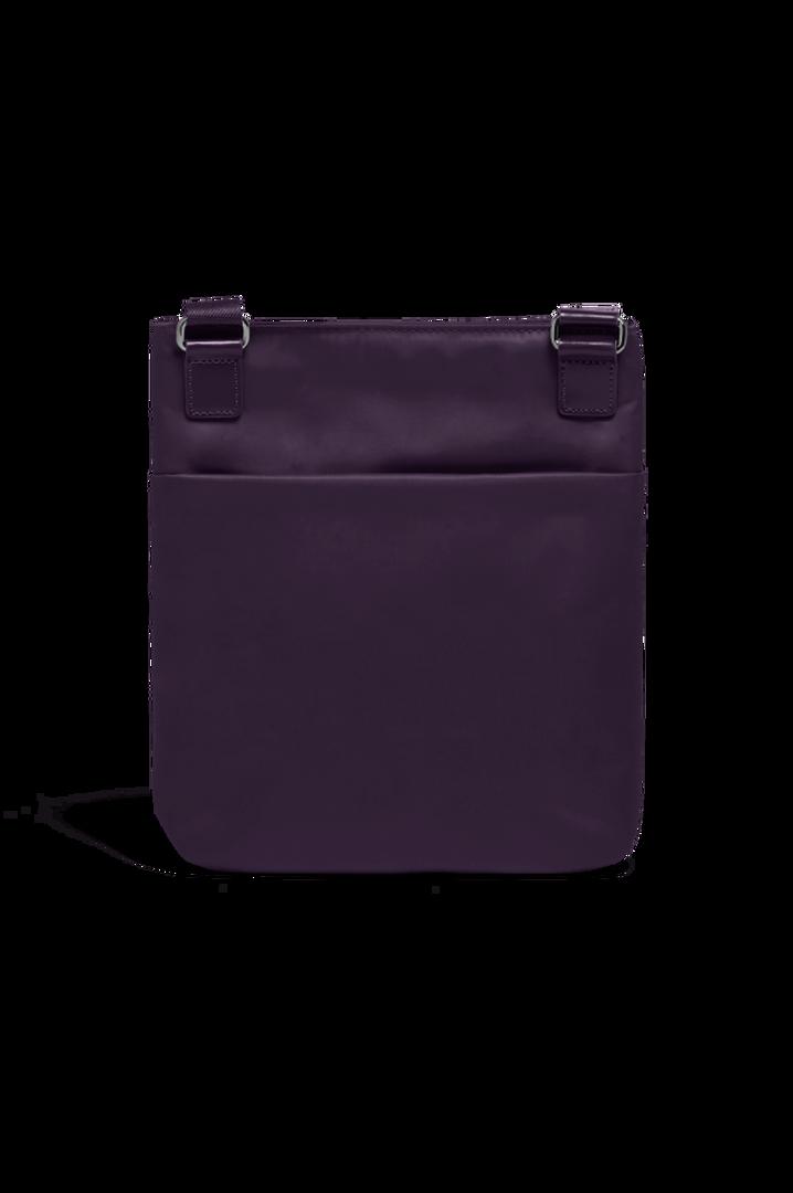 City Plume Crossover Bag Purple | 2