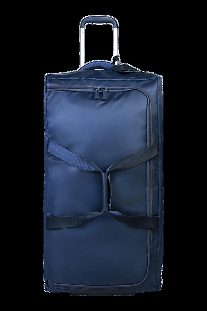 Pliable Reisetasche mit Rollen 78cm Navy   1