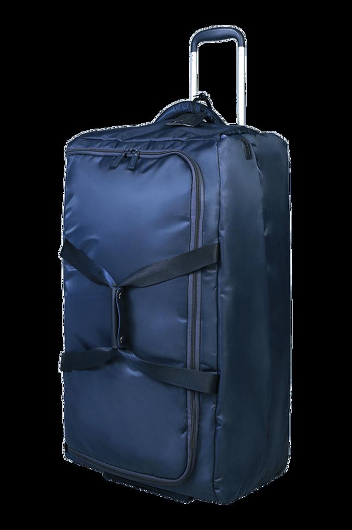 Pliable Reisetasche mit Rollen 78cm Navy   5