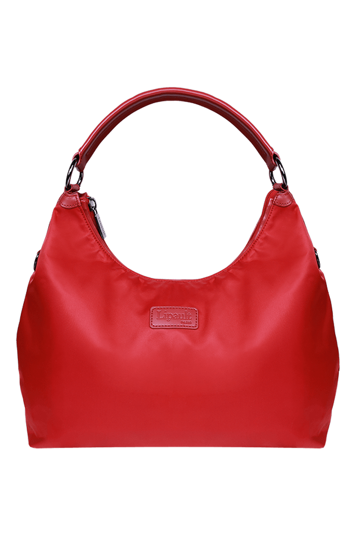 Lady Plume Hobo Bag M Ruby   1