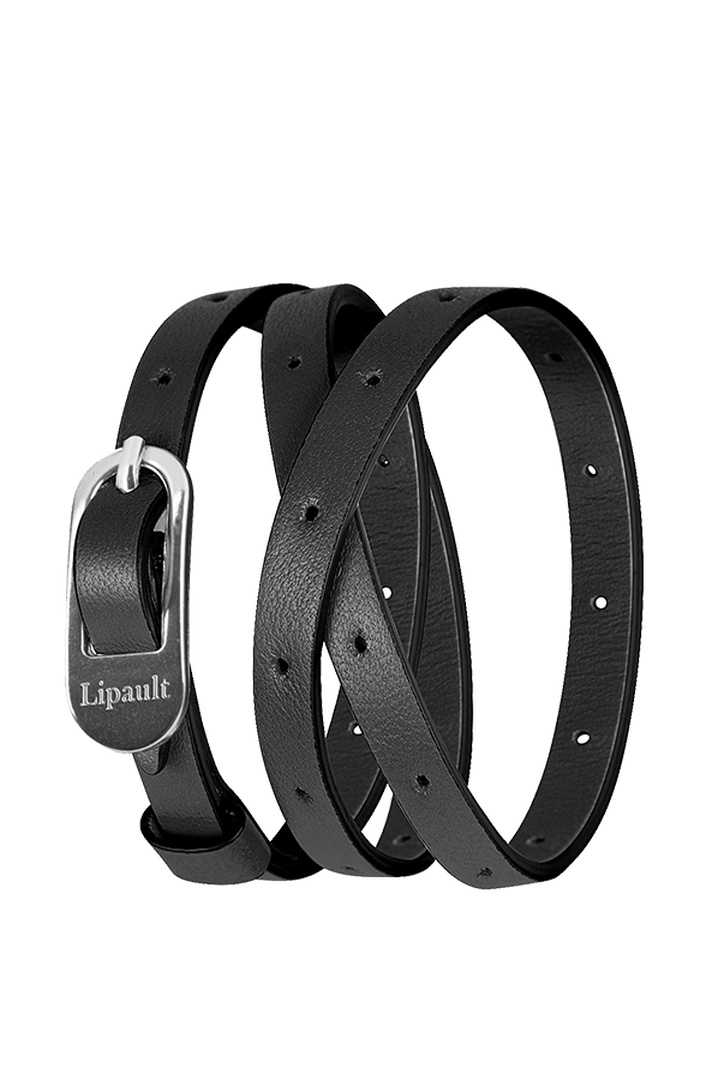 By The Seine Armband Black | 2