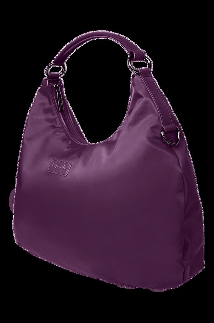 Lady Plume Hobo bag M Purple | 2