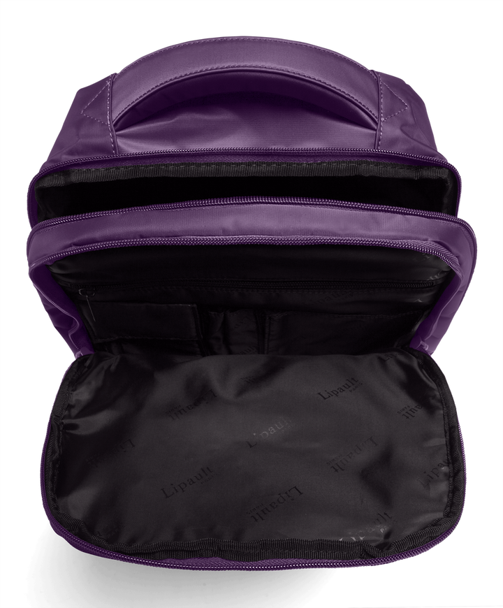 Plume Business Laptop Rucksack M Light Plum | 4