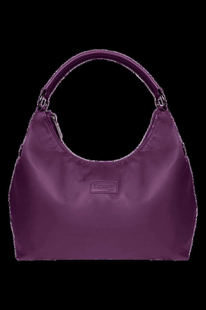 Lady Plume Hobo bag M Purple | 1