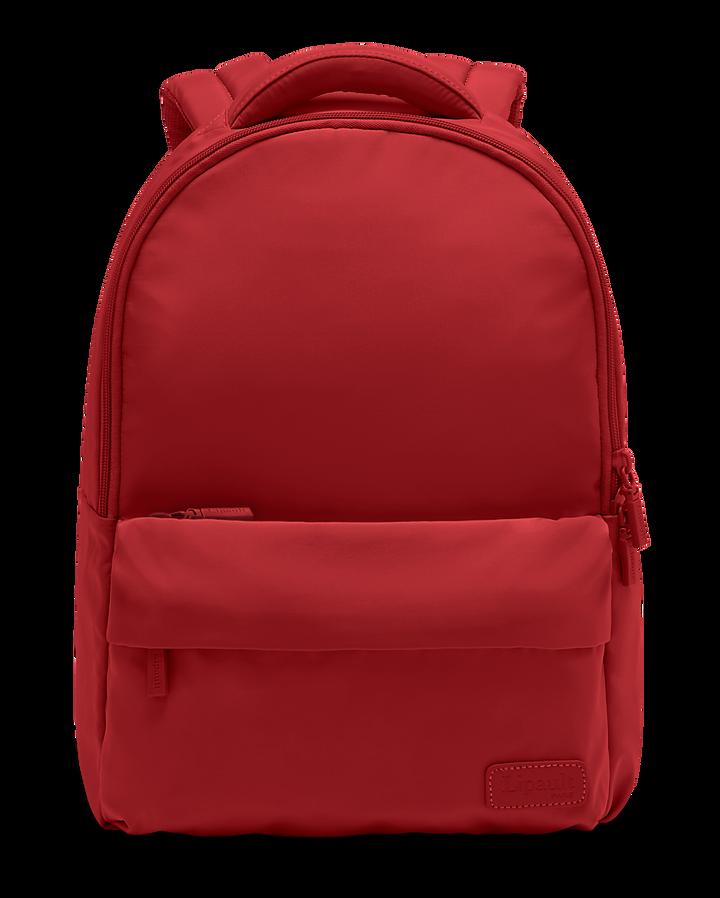 City Plume Rucksack  Cherry Red | 1
