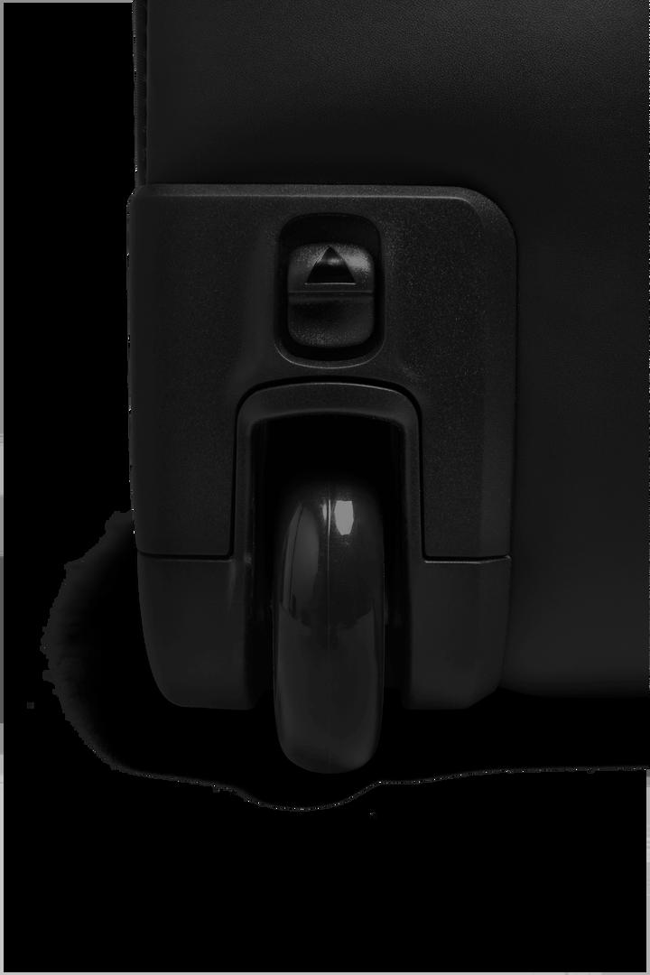 Pliable Trolley mit 2 Rollen 65cm Black   5