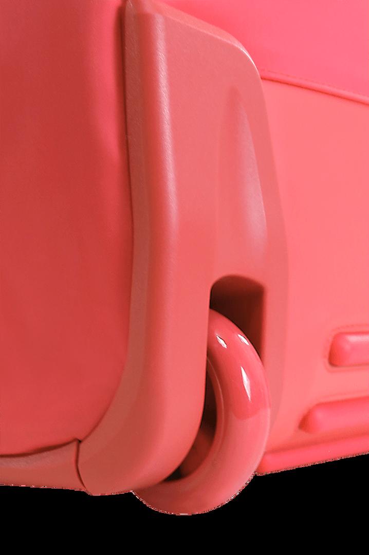 Pliable Trolley mit 2 Rollen 50cm Poppy Red   6