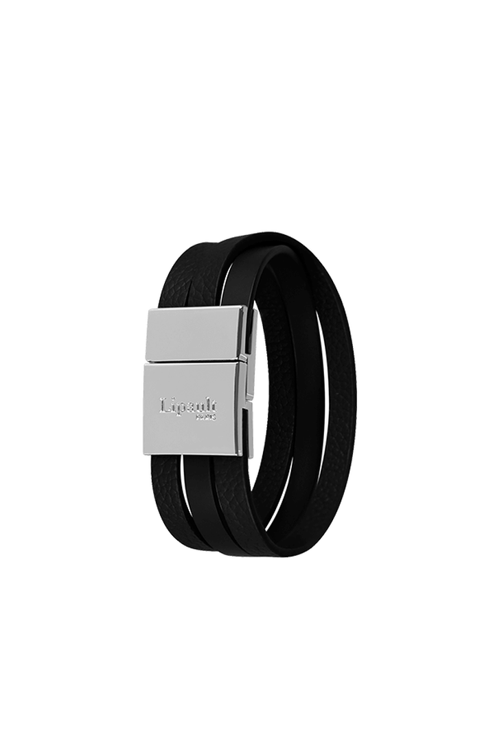 Plume Elegance Armband Black | 1