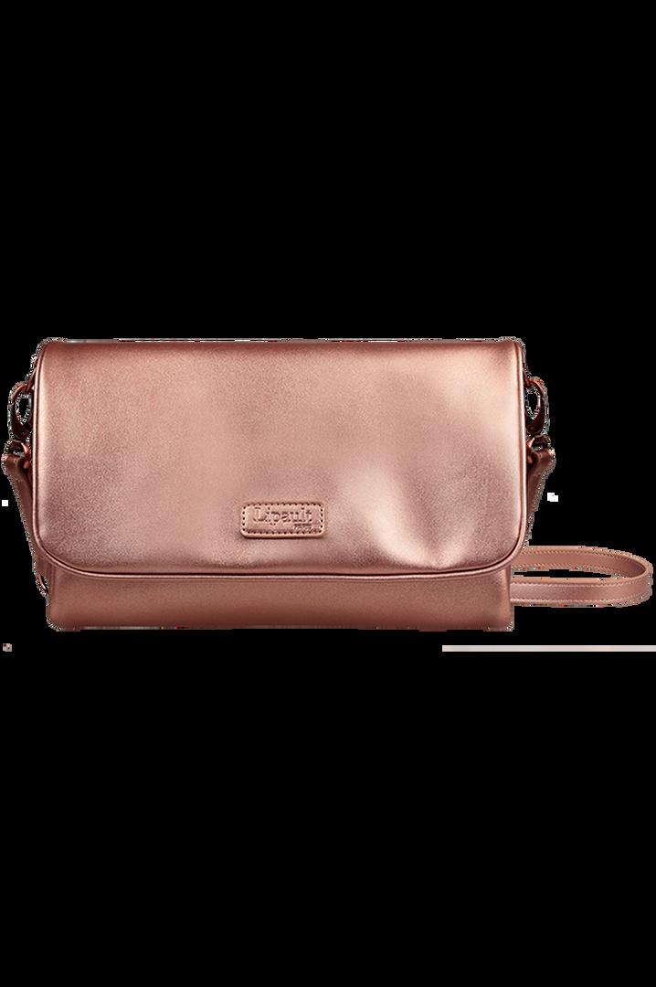 Miss Plume Pochette Pink Gold | 1