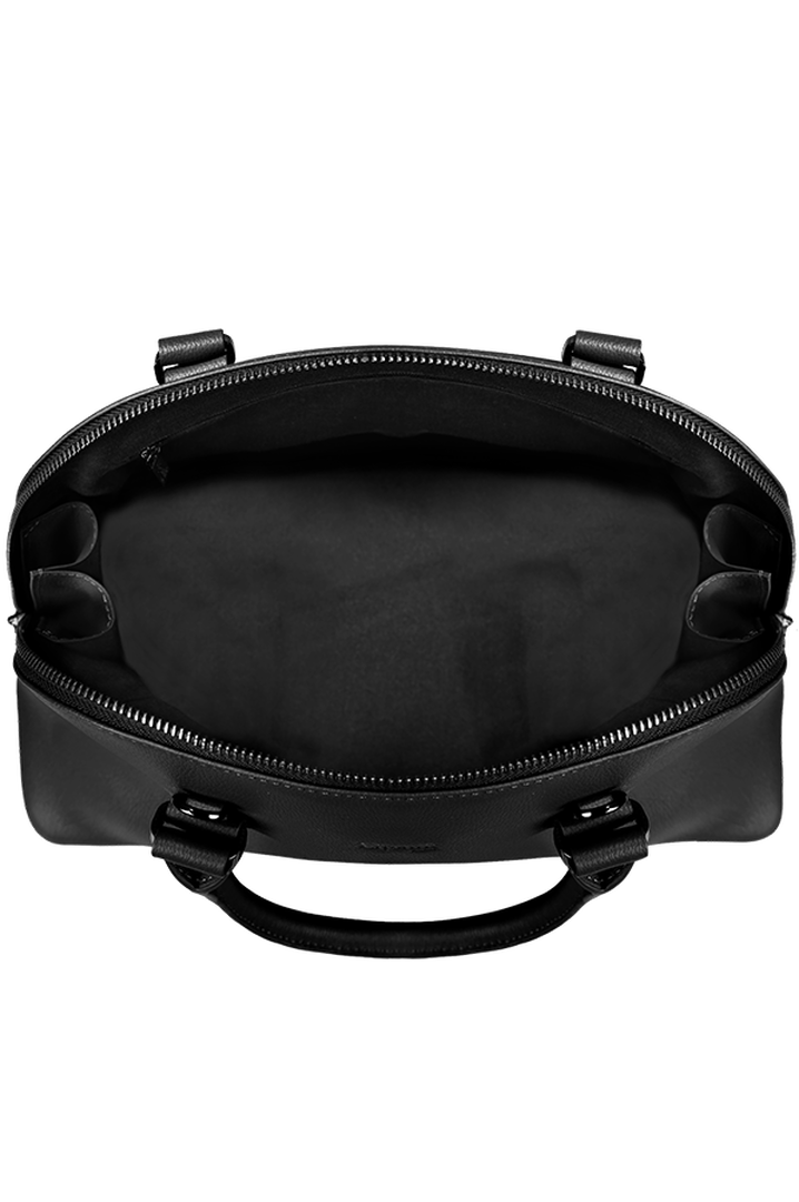 Plume Elegance Handtasche M Black | 2