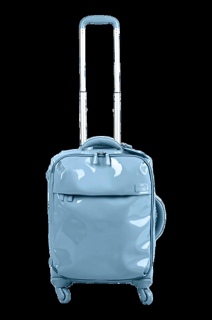 Plume Vinyle Trolley mit 4 Rollen 55cm Steel Blue | 1