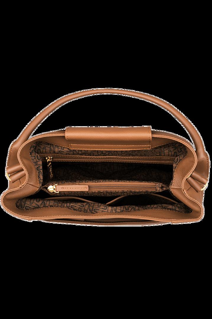Plume Elegance Hobo bag Cognac | 2