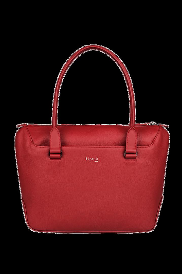 Plume Elegance Shopper Ruby | 1