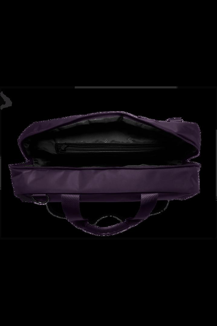 City Plume Laptoptasche Purple | 2