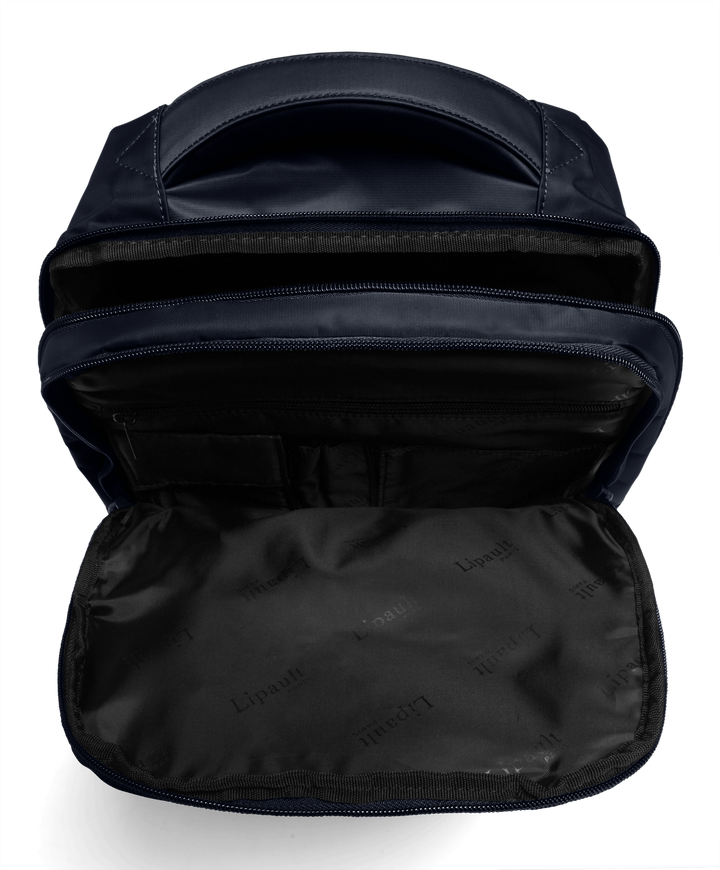 Plume Business Laptop Rucksack Navy | 4