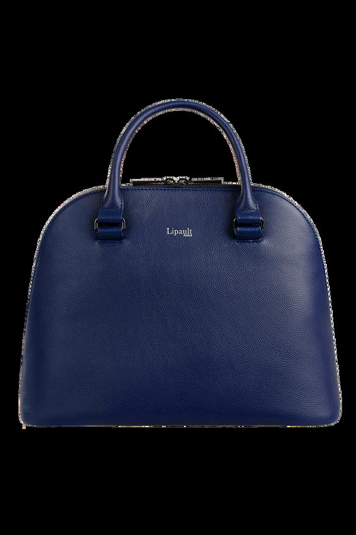 Plume Elegance Handtasche M Navy | 1