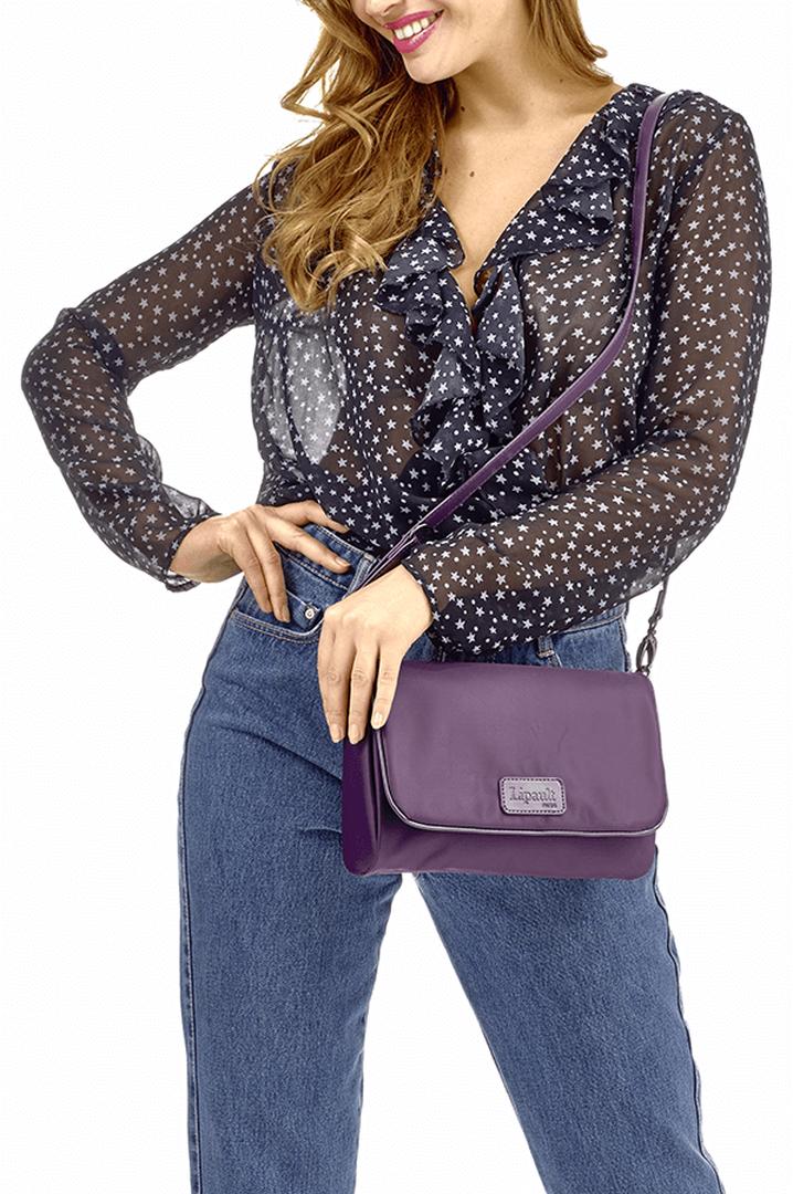 Lady Plume Pochette M Purple | 3