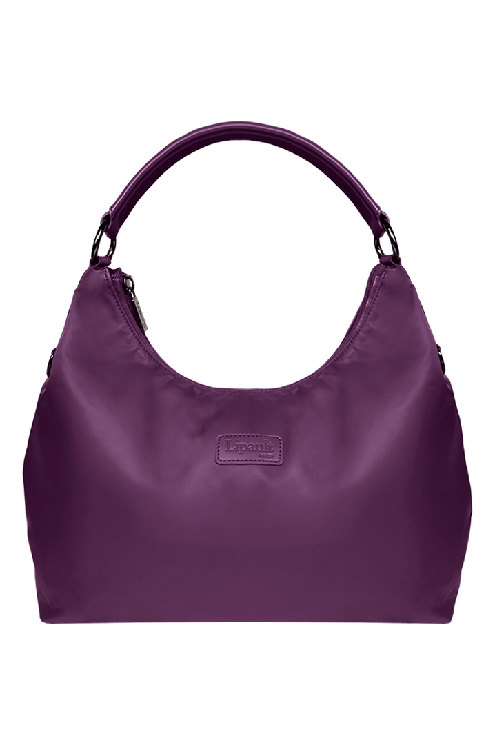 Lady Plume Hobo bag M Purple   1