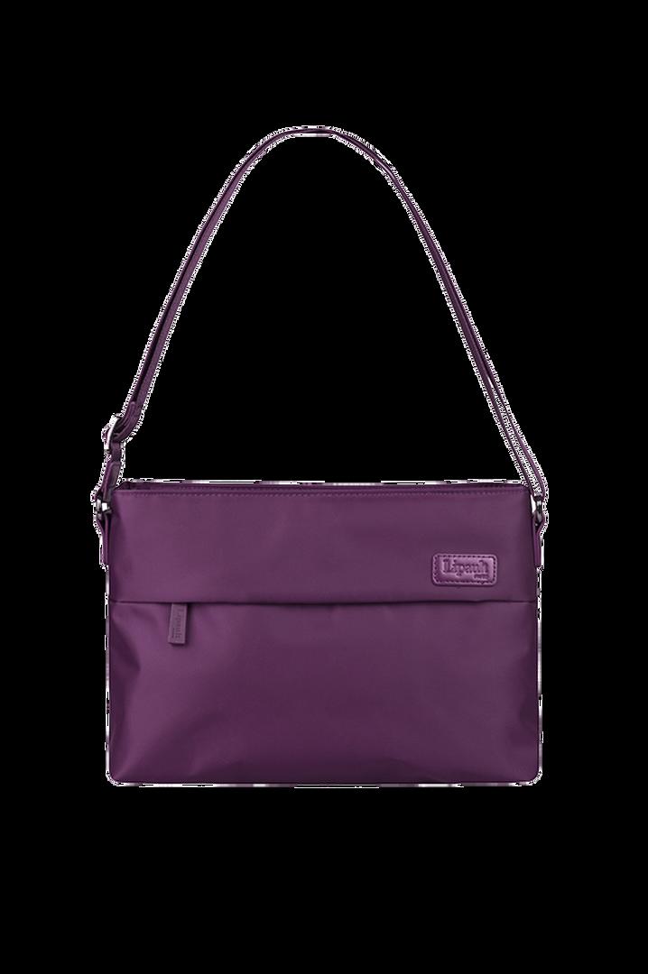 City Plume Crossover Bag Purple | 1