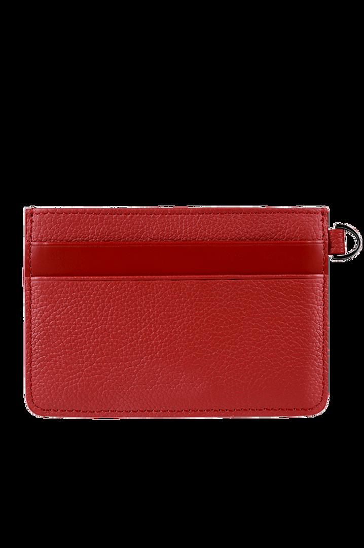 Plume Elegance Kreditkartenetuis Ruby   3