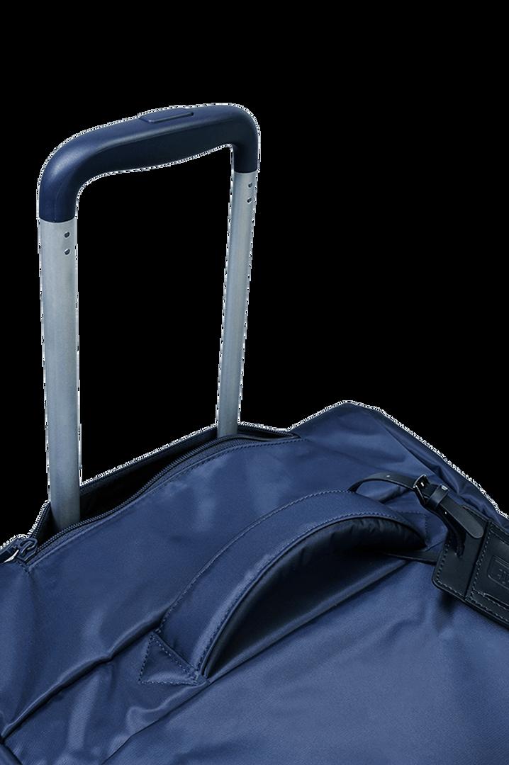 Pliable Reisetasche mit Rollen 78cm Navy   4