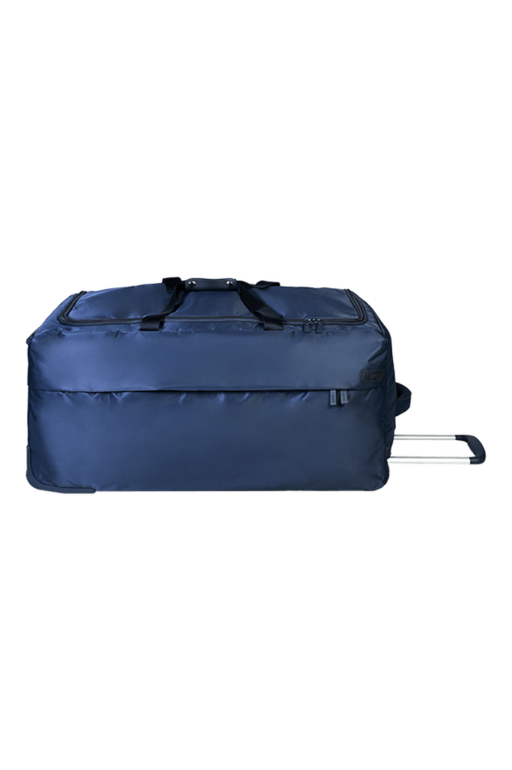Pliable Reisetasche mit Rollen 78cm Navy   3