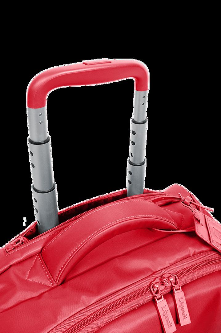Pliable Trolley mit 2 Rollen 50cm Poppy Red   4